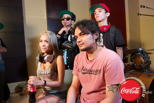 Mobbstarr and Someday Dream Coke Music Studio - 2
