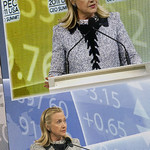 Secretary of State Hillary Rodham Clinton on Women and the Economy
