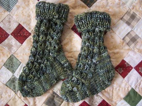 Fairy Glen Baby Socks