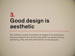 Ten Principles for Good Design: 3
