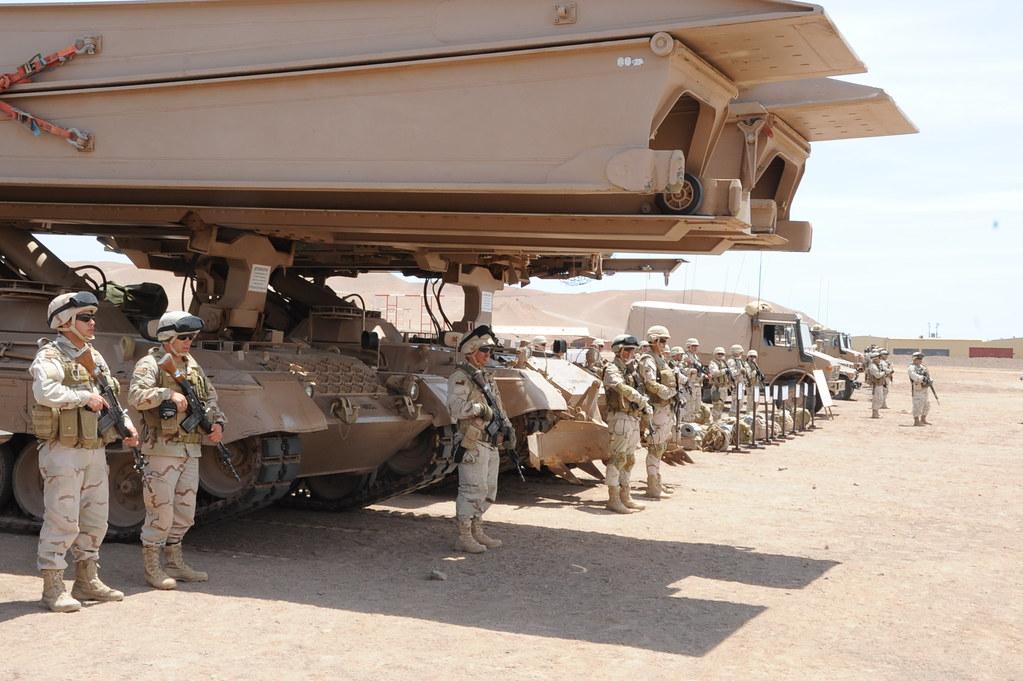 Armée Chilienne / Chile's armed forces / Fuerzas Armadas de Chile - Page 8 6351353584_7e612cf051_b