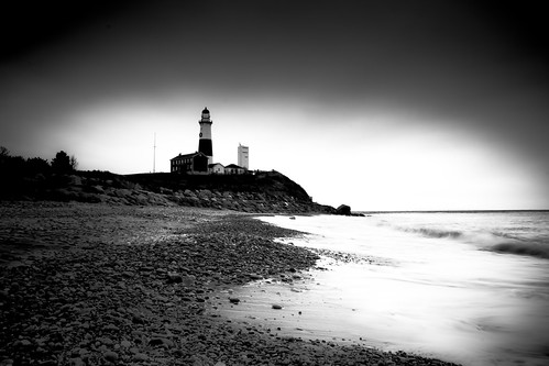 Montauk Point Lighthouse por Tim Drivas