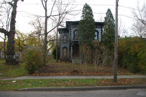 The best frame Italianate house on the east side