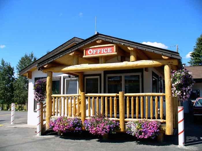 Rocky Mountain Ski Lodge (Banff, Alberta, Canada)