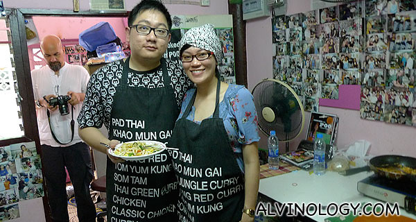 Bangkok babymoon