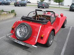 automobile, vehicle, city car, caterham 7 csr, antique car, classic car, vintage car, land vehicle, luxury vehicle, convertible,