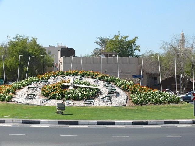 Bastakiya in Bur Dubai