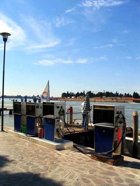 petrol pumps for boats