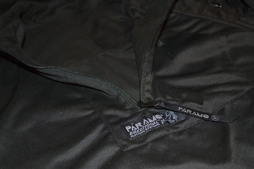 Paramo Mountain Vent Pull-on Front Zip(1)