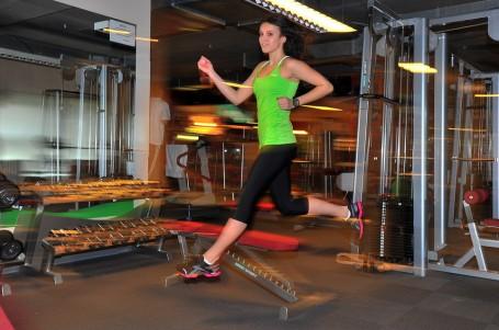 MÓDA: Ve fitcentrech se nejen cvičí, ale také pozoruje