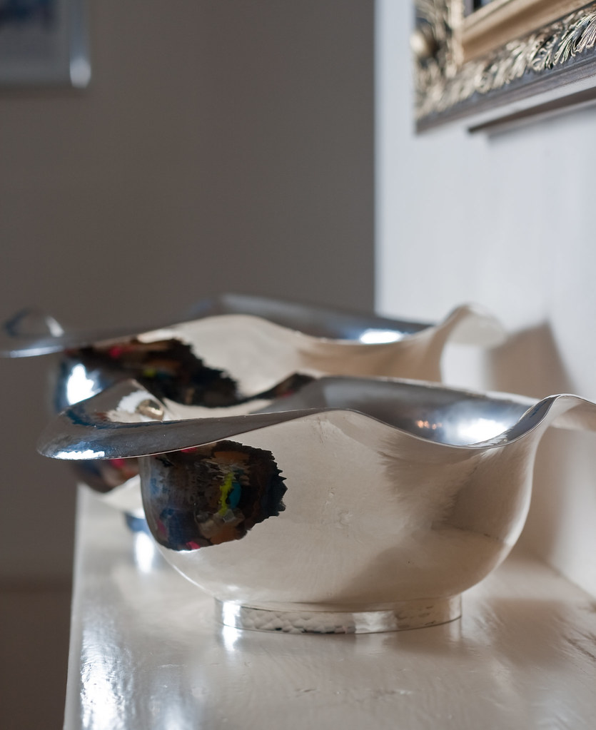 Silver Bowls, Simon Pattison
