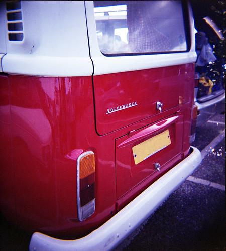 Camper Van by BeccaG