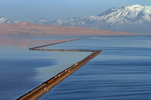 Great Salt Lake crossing