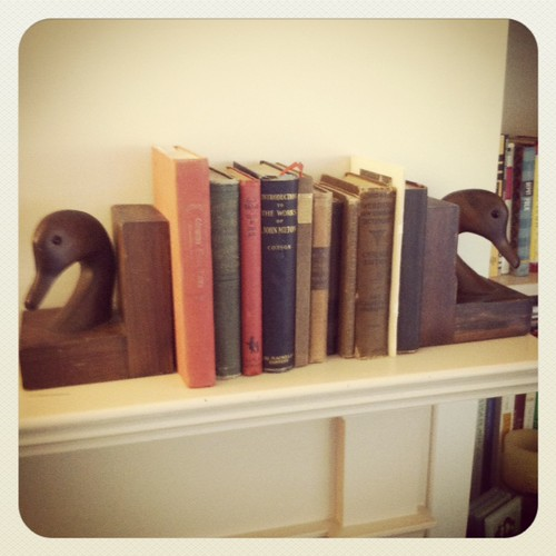 Duckhead Bookends