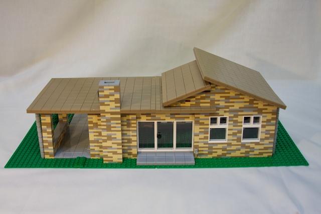 Mid-Century Modern Suburban House 6879368300_f80476b6a9_o