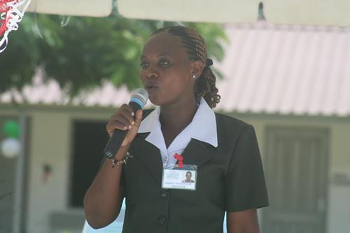 Madam Mercy's Speech