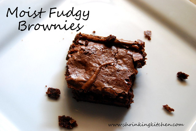 Makeover Moist Fudgy Brownies (TOH)