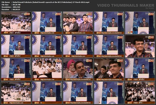 dravid speech Rahul dravid announced his retirement from test cricket on march 9.