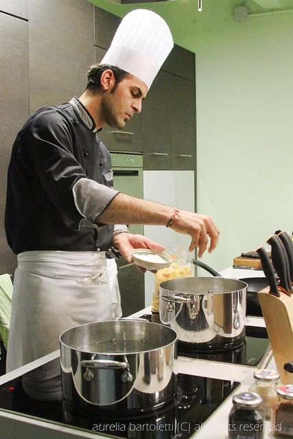 Chef Roberto Maurizio