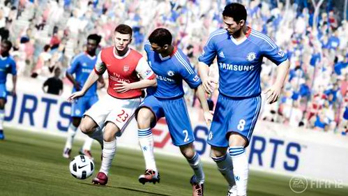 EA Announces UEFA Euro 2012 as FIFA 12 DLC