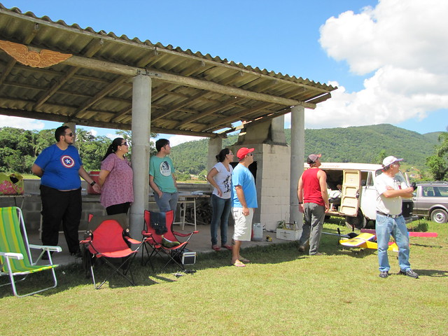 Vôos no CAAB e Vôo de Lift no Morro da Boa Vista 7036703105_4c82ff5d5f_z
