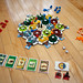 Lego Settlers of Catan Build