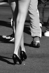Cellulite, Legs
