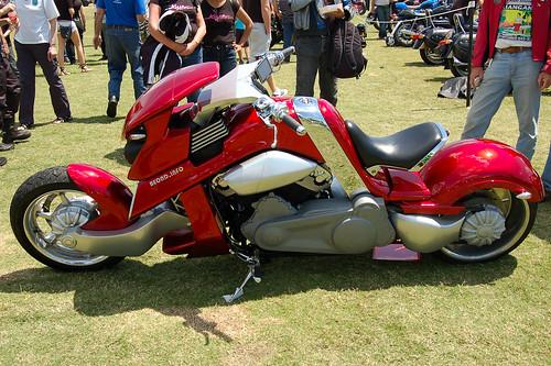 Cool custom bike