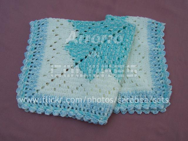 Man Tas De Crochet Para Bebe