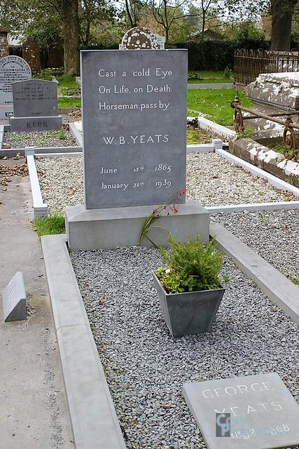 Ireland Trip - W.B. Yeats