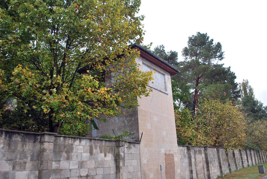 Sachsenhausen Memorial and Museum, Oranienburg, Germany