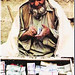 Pakistan c 1970s Postcard - Money Changer, Peshawar by ronramstew