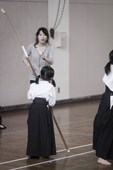 Naginata Competition