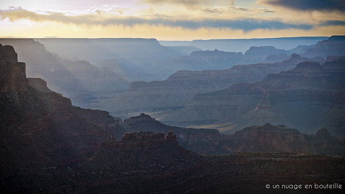 Sunset at Hopi Point, Grand Canyon, AZ