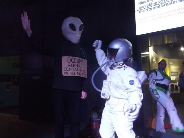 astronauts talk about aliens - photo #22