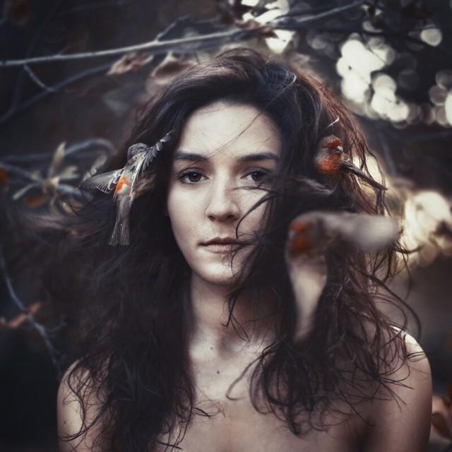 Laissez faire - Stunning Fine Art Portraits
