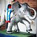 Small photo of Elephant Ride