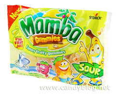 Mamba Sour Gummies