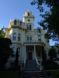 2 days in sacramento--governor's mansion 10-11*