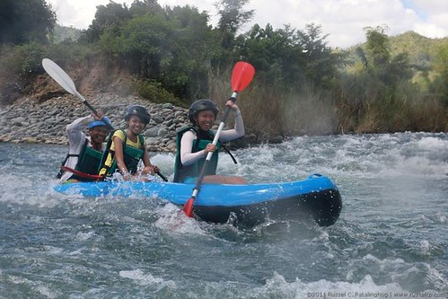 Whitewater Kayaking in Tarlac2
