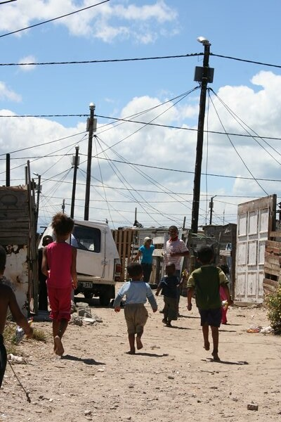 Childrens' Charity in Cape Town