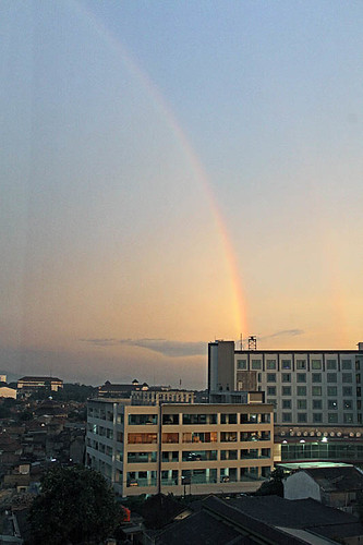dawn hotel rainbow dusk bandung aston