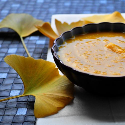Butternut Squash Soup 3