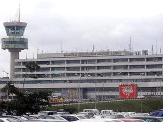 Lagos, Muhammed Airport