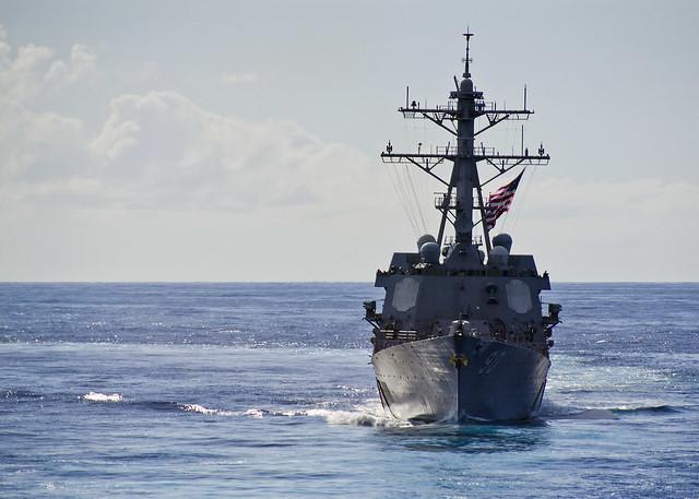 USS Chafee (DDG 90)