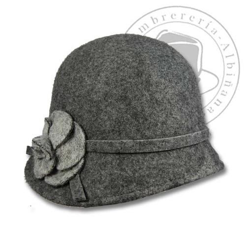 Sombrero Cloche de Albiñana