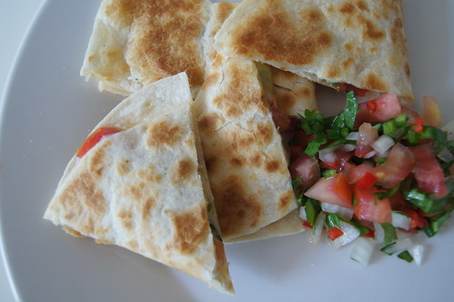 Quesadilla Recipe (vegetarian) | Planning With Kids