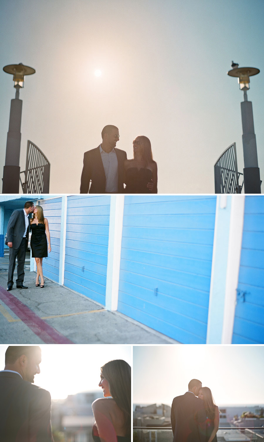 Hermosa Beach Wedding Photographer 0155