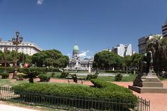 Plaza Mariano Moreno, Buenos Aires