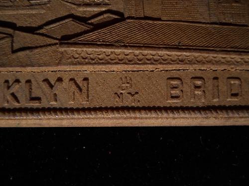 Mystery engraver signature B